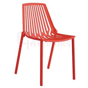 Alby Chair - Red