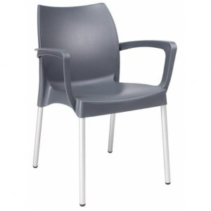 Dolce Chair - Gray