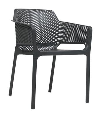 Net Arm Chair - Anthracite