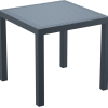 Orlando Table - 800x800 - Anthracite