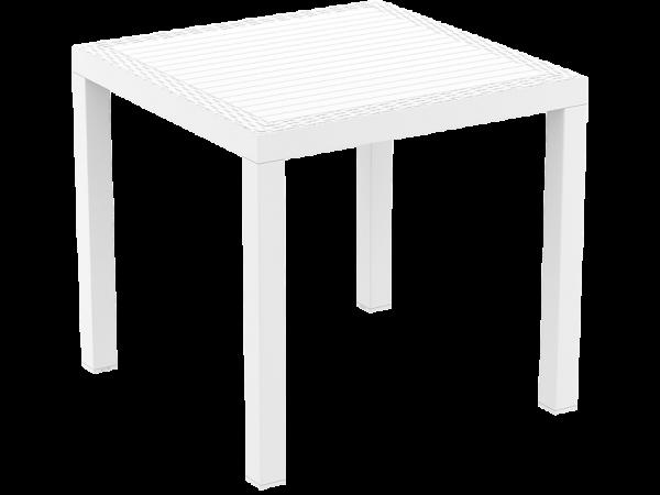 Orlando Table - 800x800 - White