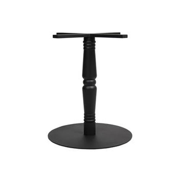 Siena Disc Table Base - Black