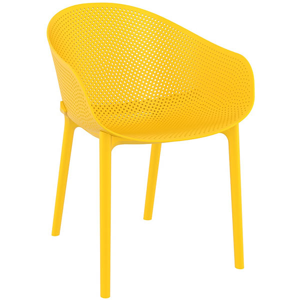 Sky Chair - Mango Yellow
