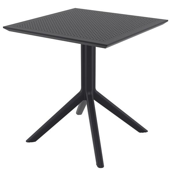 Sky Table 80 - Black