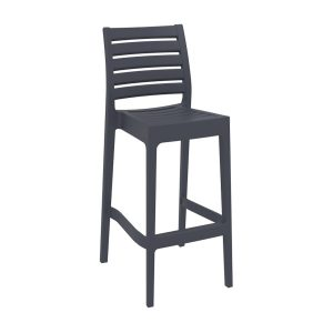 Ares Bar Stool - Anthracite