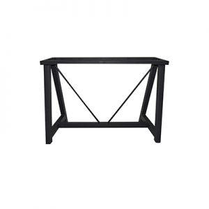 Base Bar A Frame 1200MM H900 Black