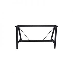 Base Bar A Frame 2100MM H1050 Black
