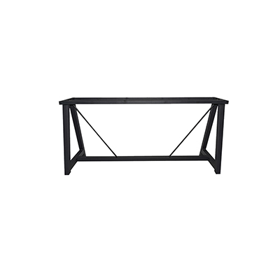 Base Bar A Frame 2100MM H900 Black