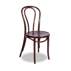 Bentwood Chair - Walnut