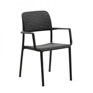 Bora Arm Chair - Anthracite