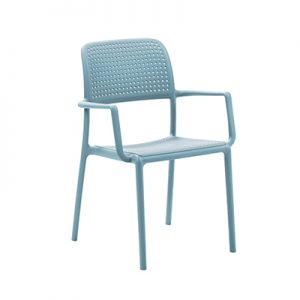 Bora Arm Chair - Blue
