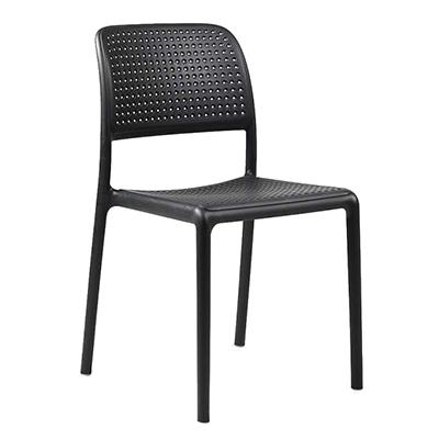 Bora Side Chair - Anthracite