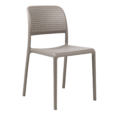 Bora Side Chair - Taupe