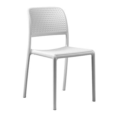 Bora Side Chair - White