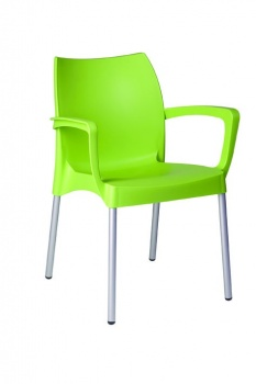 Dolce Chair - Apple Green