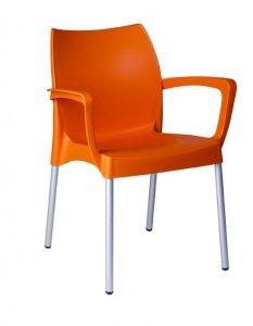 Dolce Chair - Orange