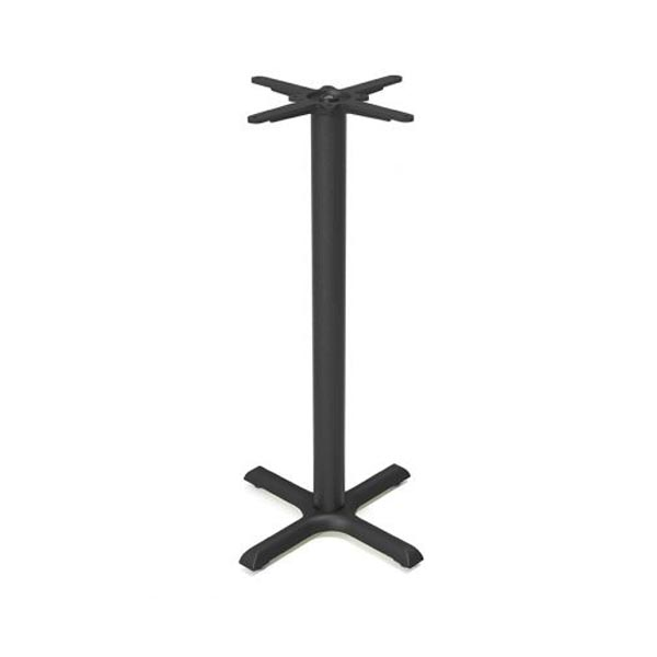 Flat Tech KX22 HB Table Base - Without Foot Ring