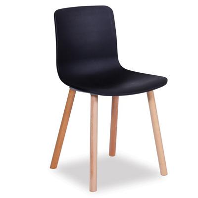 Flex Dining Chair - Black