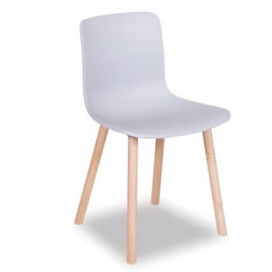 Flex Dining Chair - Grey