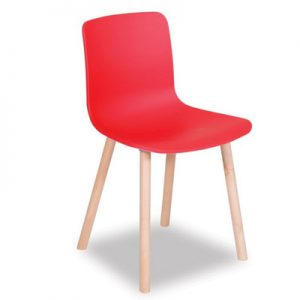 Flex Dining Chair - Red