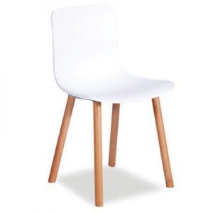 Flex Dining Chair - White