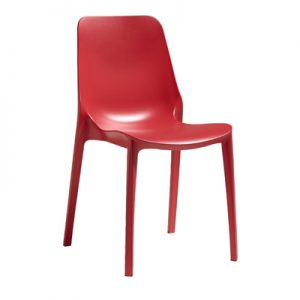 Chair Ginevra - Red