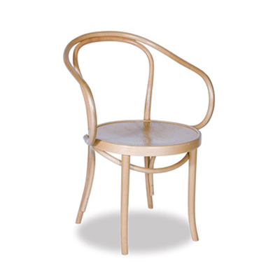 Le Corbusier Bentwood Chair - Natural