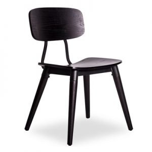 Match Dining Chair - Black