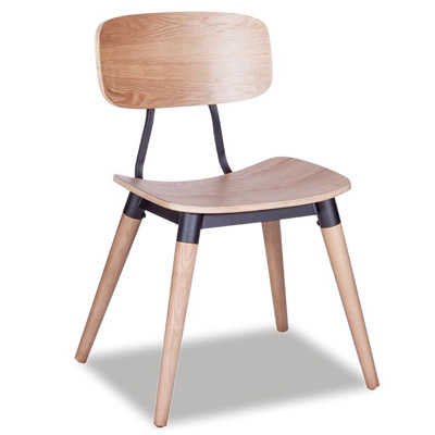 Match Dining Chair - Natural