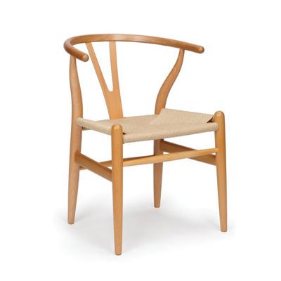 Wishbone Chair - Natural