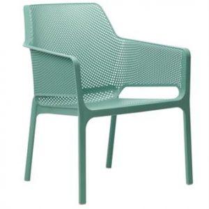 Relax Net Arm Chair - Green