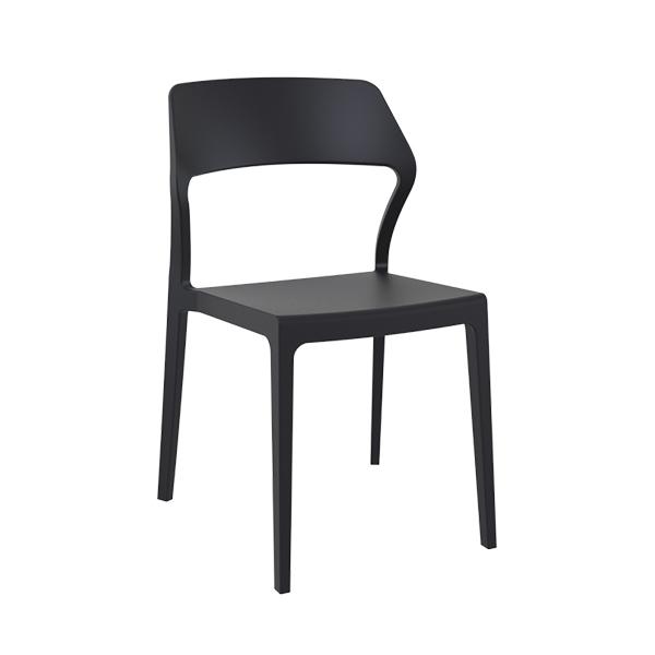 Snow Chair - Black