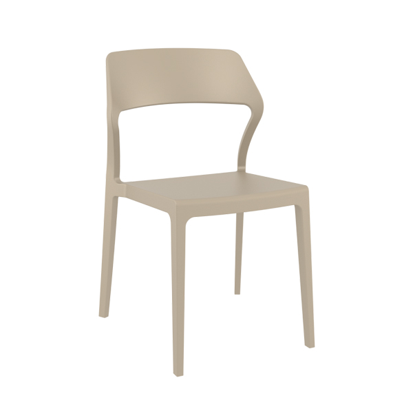 Snow Chair - Taupe