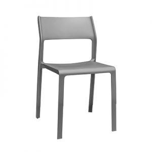 Trill Chair - Light Grey