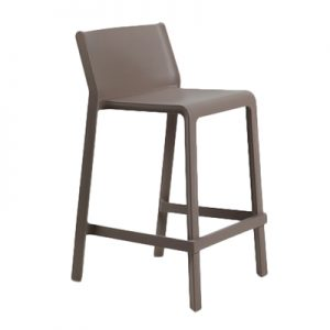 Trill Stool 650H Taupe
