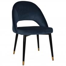 Chevron Chair – Regis Navy