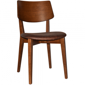 Phoenix Chair Light Walnut – Eastwood Bison
