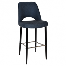 Albury Side Stool 750mm – Gravity Navy