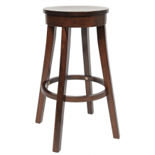 Bonn Stool 750 – Walnut