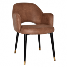 Albury Arm Chair – Eastwood Tan