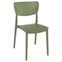 Lucy Chair – Olive Green