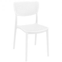 Lucy Chair – White