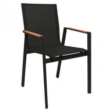 Valencia Aluminium Arm Chair