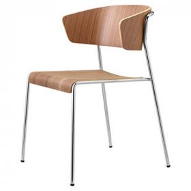 Lisa Wood Armchair