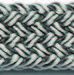 Nautical Rope - Silver N84