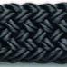 Nautical Rope - Black N80